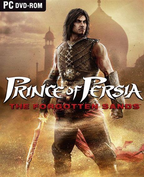Обложка торрента Prince of Persia: The Forgotten Sands \ Принц Персии: