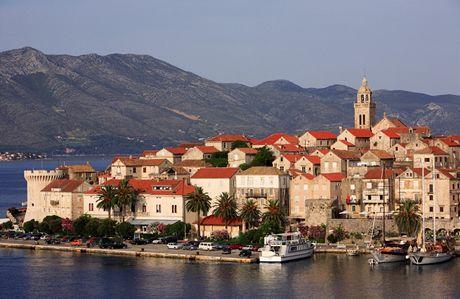 Chorvatsko, Korčula