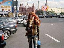 Anna Chapmanová, obviněná ze špionáže pro Rusko
