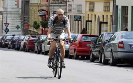 Cyklisté si stěžují na postup magistrátu kvůli koncepci cyklodopravy v Brně, podali i stížnost na úředníka