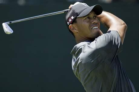 Tiger Woods, AT&T National, 3. kolo