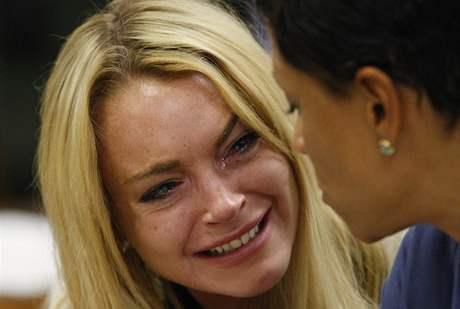 Lindsay Lohanová byla odsouzena k 90 dnům vězení
