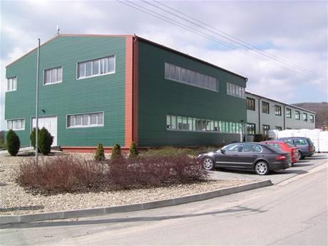 PLASTY-KO s. r. o. - budova