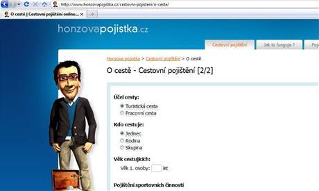 Honzovapojistka.cz