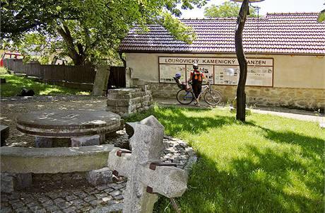 Kamenický skansen v Louňovicích.