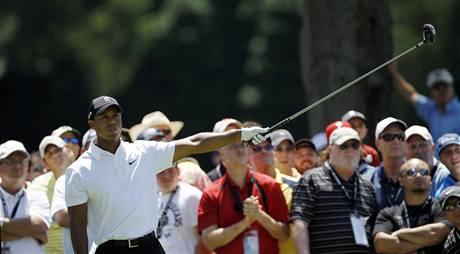 Tiger Woods, první kolo AT&T National 2010.