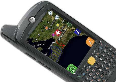 GINA Motorola mc-55