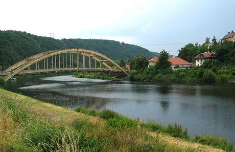 Štěchovický most