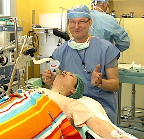 Tereza Kostková - plastická operace