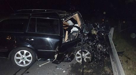 Nehoda v Karviné, při které zemřelo pět lidí (9. 7. 2010)