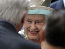 Britská královna Alžběta II. pronesla projev na půdě OSN (6. července 2010)