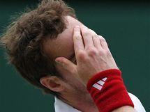 Andy Murray si finále Wimbledonu opět nezahraje