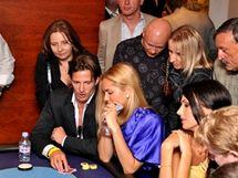 Taťána Kuchařová si při pokeru nechala poradit od svého přítele