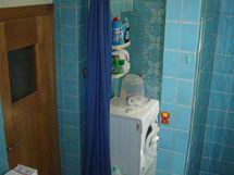 Původní stav koupelny v roce 2009