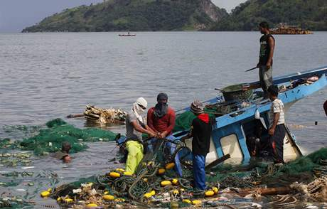 Na Filipínách si tajfun Conson vyžádal 38 lidských životů (15. července 2010)