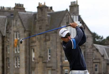 Henrik Stenson, British Open 2010.