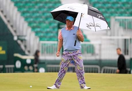 John Daly, 1. kolo British Open, St. Andrews