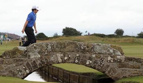 Rory McIlroy, British Open, 1. kolo