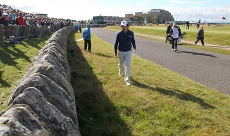 Rory McIlroy, British Open, St. Andrews, 3. kolo