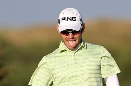 Louis Oosthuizen, British Open, St. Andrews, 3. kolo
