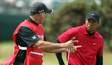 Tiger Woods, British Open, St. Andrews, 4. kolo