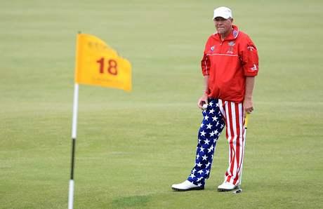 John Daly, British Open, St. Andrews, 4. kolo