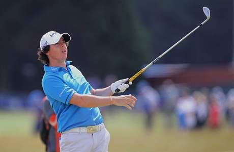 Rory McIlroy, British Open, St. Andrews, 4. kolo
