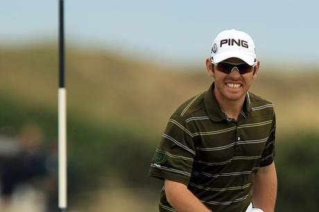 Louis Oosthuizen, British Open, St. Andrews, 4. kolo