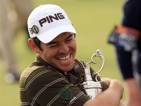 Louis Oosthuizen, vítěz British Open 2010