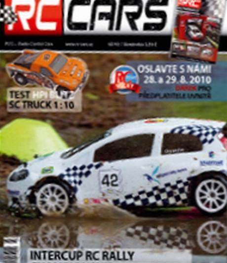 Titulka RC Cars 7/2010