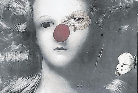 Karel Teissig – plakát udělal pro Kachyňův film Poslední motýl v roce 1990