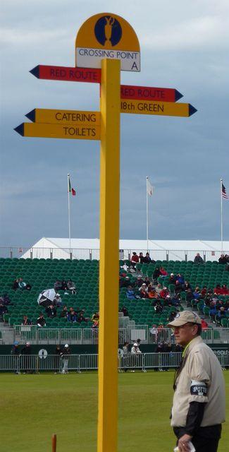 St. Andrews, dějiště 150. The Open Championship.