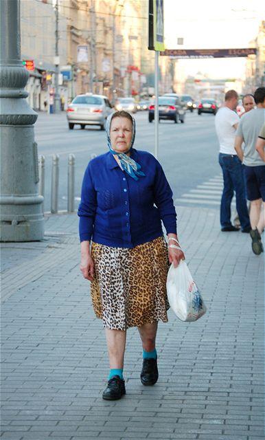 Moskva chystá pro ženy z venkova speciální kodex