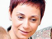 Ivana Drobilová, 33 let, v domácnosti, manželka ministra životního prostředí Pavla Drobila