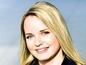 Kateřina Klasnová, 33 let, poslankyně, manželka ministra dopravy Víta Bárty