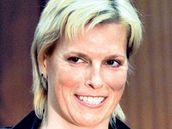 Blanka Kosinová, 45 let, úřednice, přítelkyně ministra kultury Jiřího Bessera
