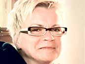 Martina Vondrová, 43 let, učitelka, manželka ministra obrany Alexandra Vondry
