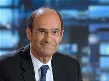 Francouský ministr práce Eric Woerth