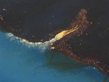 Únik ropy  v Mexickém zálivu