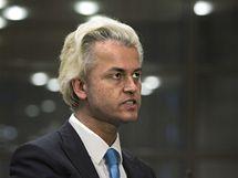 Nizozemský politik Geert Wilders