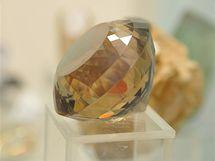 Výstava Pokladnice drahokamů - pegmatity v Moravském zemském muzeu v Brně