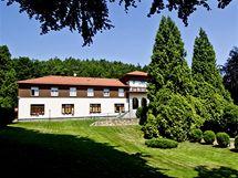 Rekreační středisko poslanců Sněmovny v Lipnici nad Sázavou.