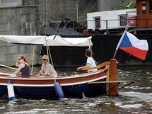 Provoz na Vltavě