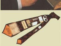 Pouzdro v kravatě