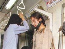 Držák do metra