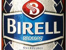 Nealkoholické pivo Birell.