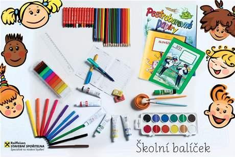 Školní balíček od RSTS