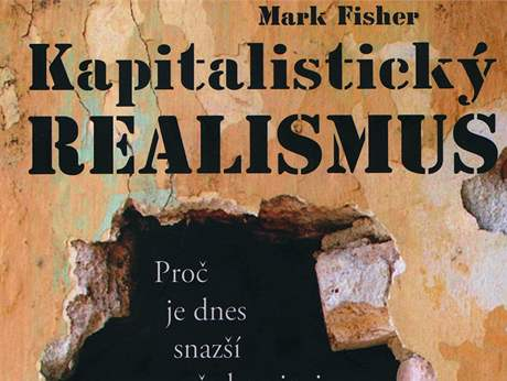 Obal knihy Marka Fishera