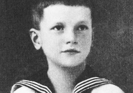 Zdeněk Sternberg coby dítě na obraze namalovaném malířem Steinerem pro šternberský obrazový rodokmen