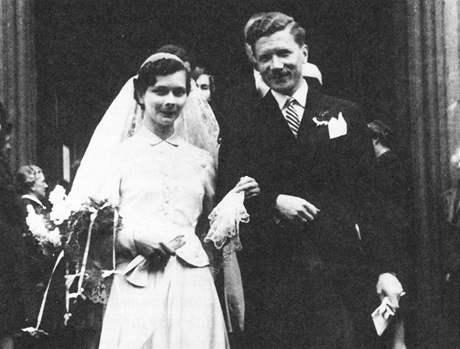 Svatba Zdeňka Stenberga s Alžbětou Hrubou z Jelení